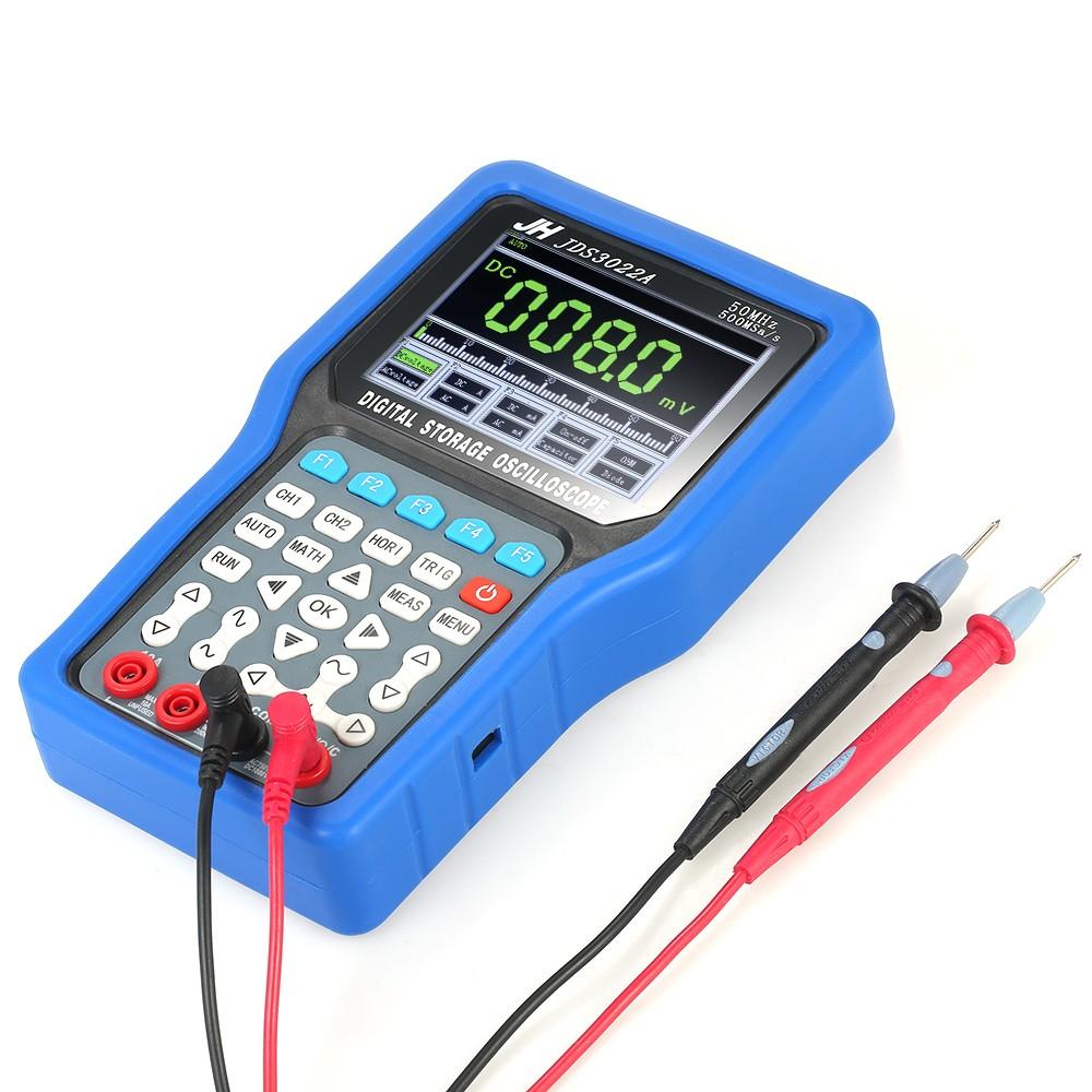 Multi Functional Handheld Digital St End 4 26 2019 430 Pm Storage Oscilloscope Adapter 2 Channels Scop