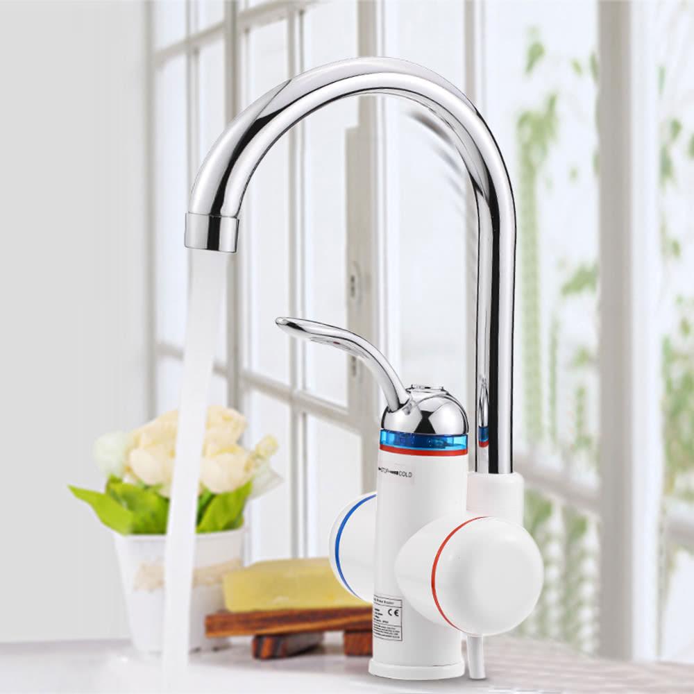 Rubinetto elettrico dell 39 acqua calda del rubinetto del 1 for Tubo dell acqua calda