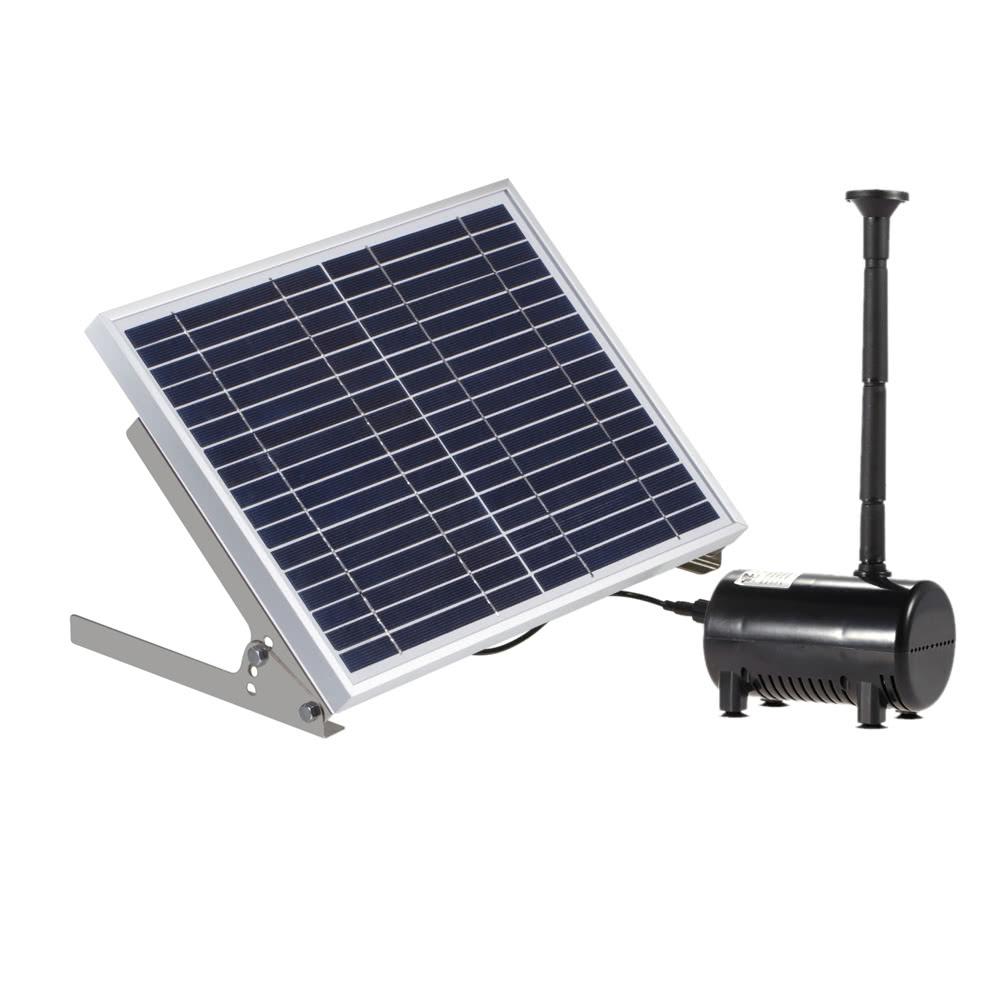 high power solar landscape fountain 17v 10w equipment solar sales