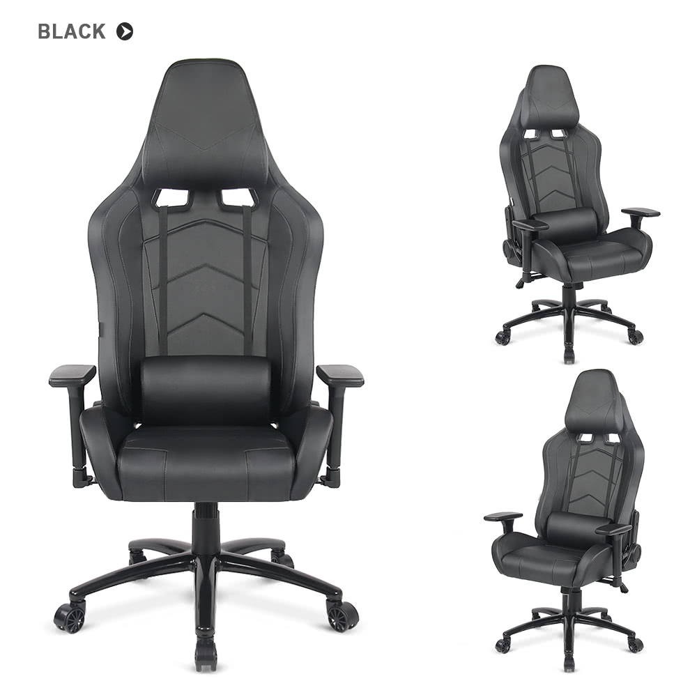 iKayaa Ergonomic Racing Style Gaming Office Chair Cool Sales Online black - Tomtop.com  sc 1 st  Tomtop.com & iKayaa Ergonomic Racing Style Gaming Office Chair Cool Sales ... islam-shia.org