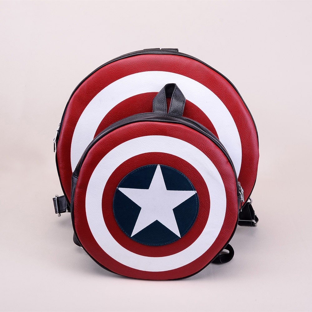 Рюкзак круглый