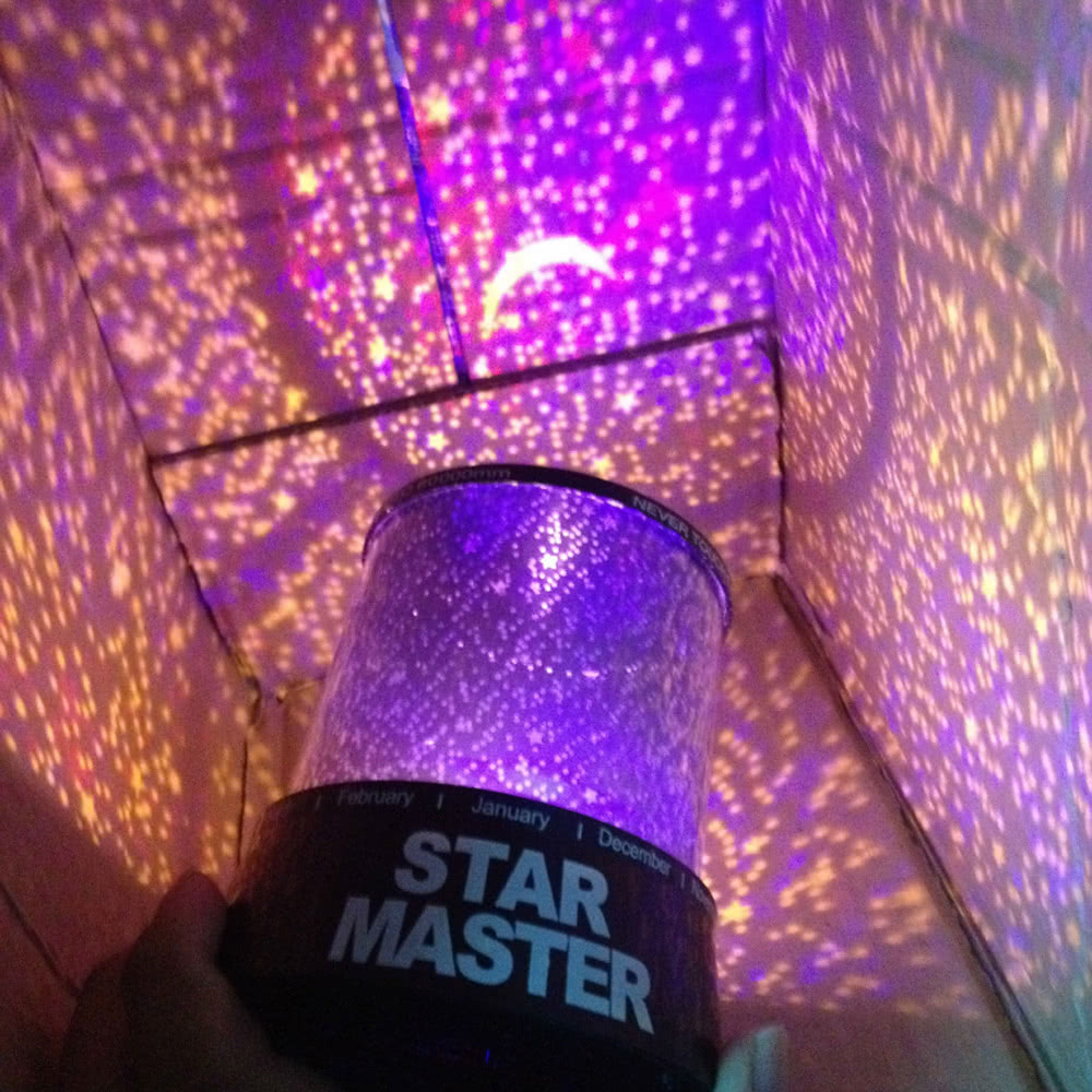 Night light projector lamp - Only Us 7 59 Star Sky Romatic Gift Cosmos Star Master Projector Led Starry Tomtop Com