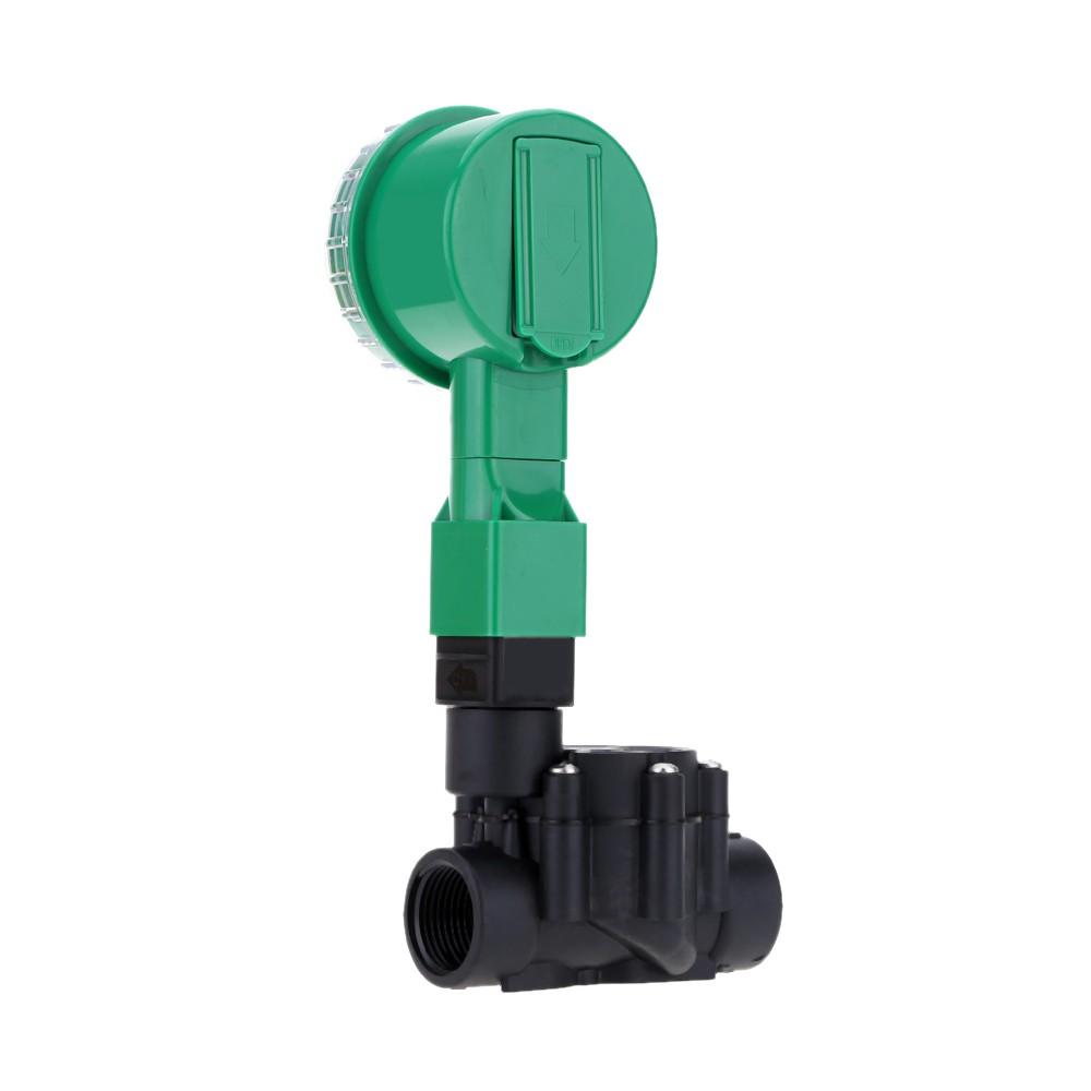 Temporizzatore di elettrovalvola per innaffiatura del for Temporizzatore per irrigazione