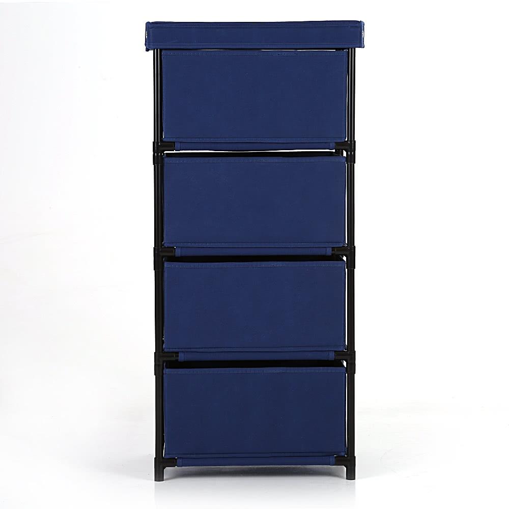 Seulement us ikayaa tiroir de bureau avec 4 tiroirs - Rangement chaussettes tiroir ...