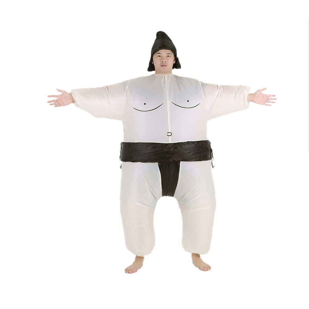 fan for inflatable costume. cute kids inflatable sumo costume suit with battery operated fan fancy dress halloween party cosplay outfit fat wrestler for