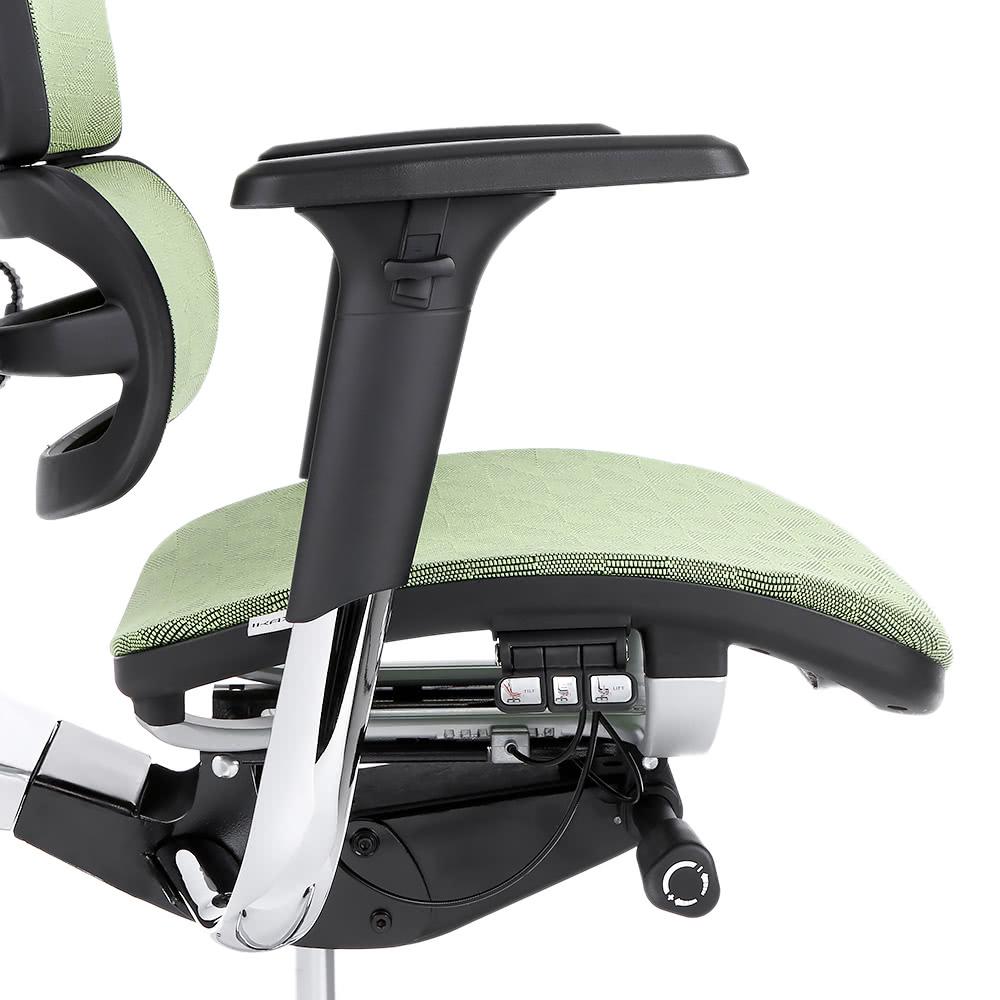 iKayaa Multi function Adjustable Mesh Ergonomic Office Chair Sale
