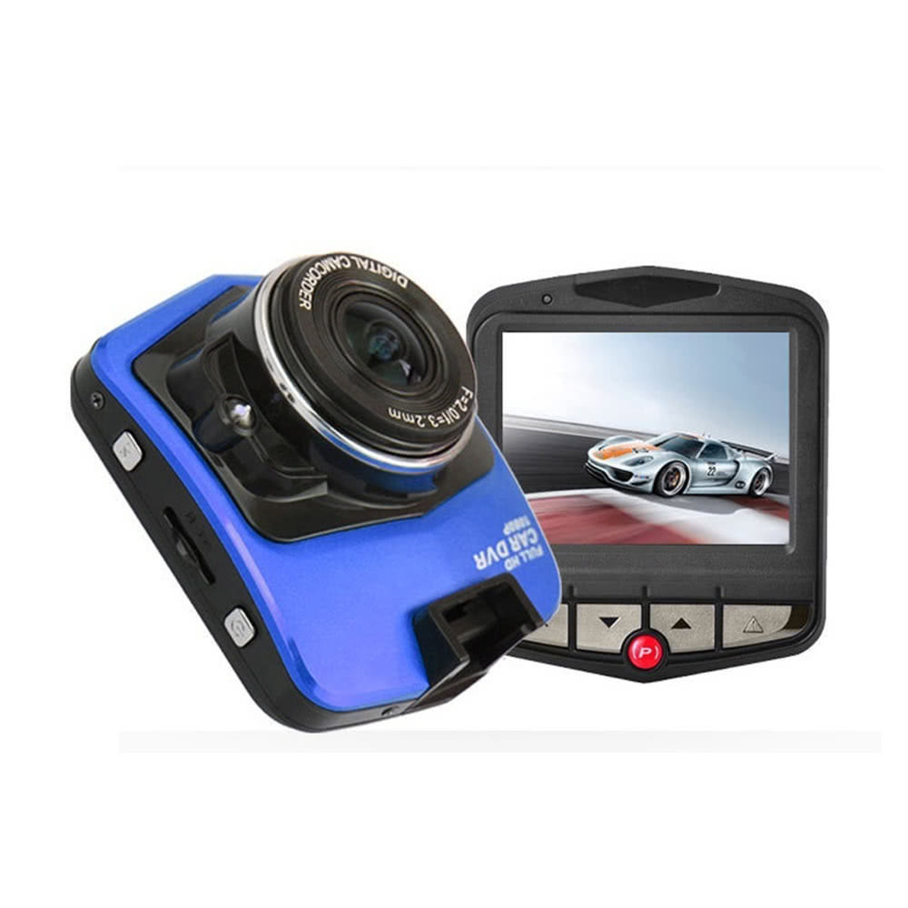 $6 OFF 2.4 Inch 1080P 170 Degree Wide Angle Camera Car DVR,free shipping $8.29