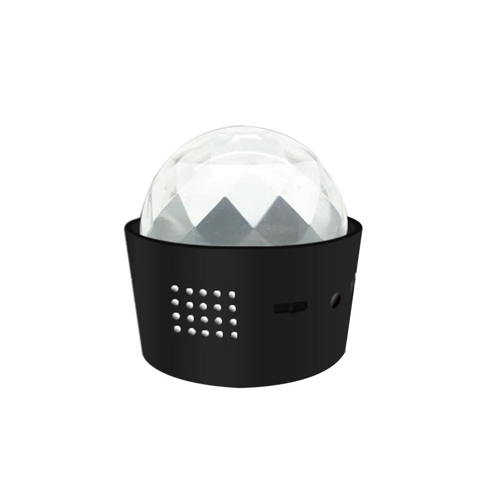 $6 OFF Mini USB Disco Glitter Ball Light,free shipping $6.99