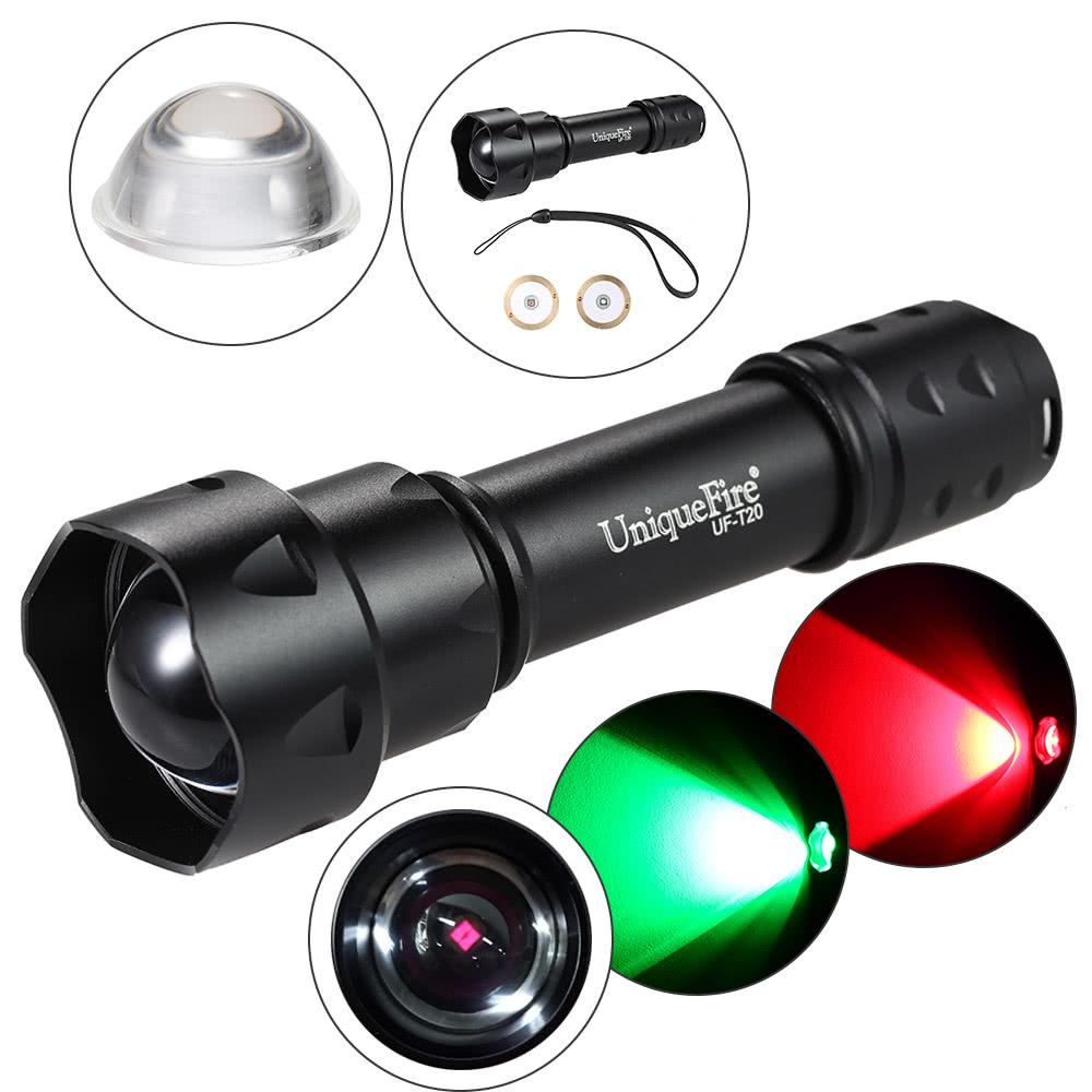 Инфракрасный фонарик для ночного видения