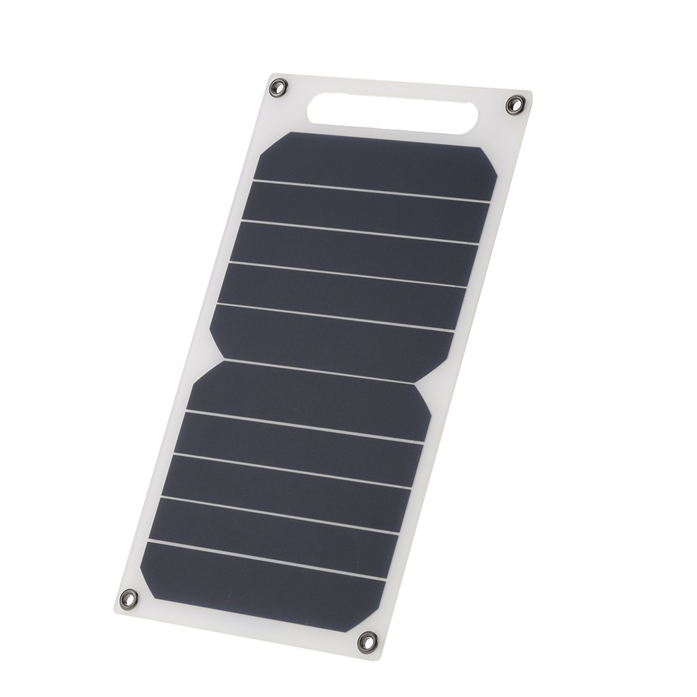 $3.3 OFF Solar Panel Charger 10W Portable Ultra Thin,free shipping $7.99