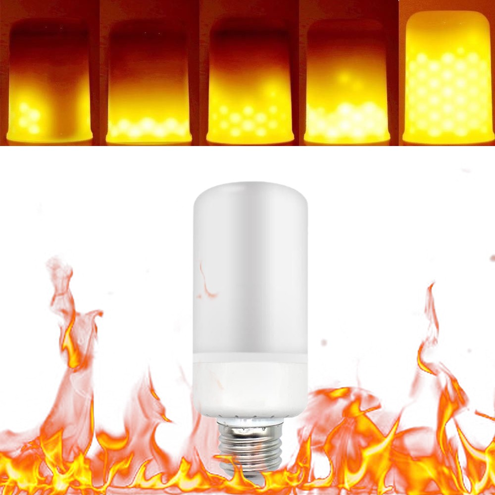$1.23 OFF Tomshine LED Flame Effect Fire Bulb,free shipping $6.99