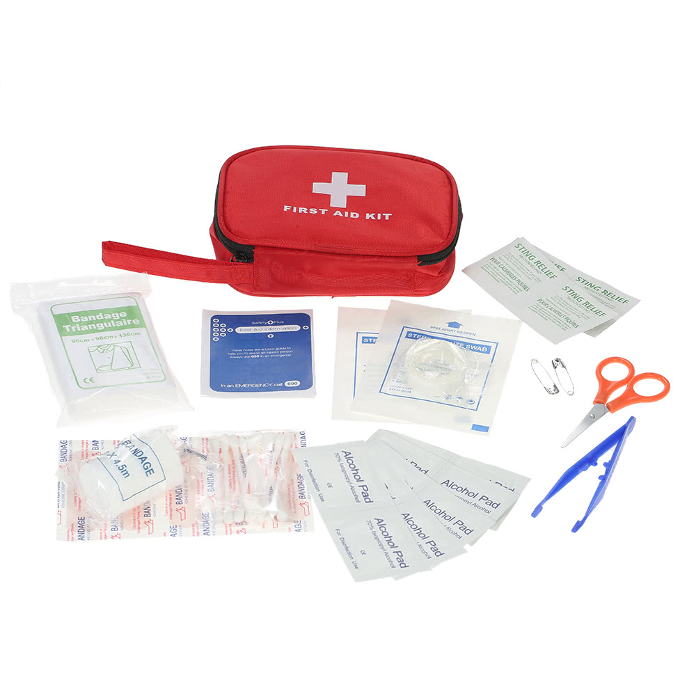 76% OFF FAK-N01 40PCS portable Water-proof first aid kit,limited offer $3.18
