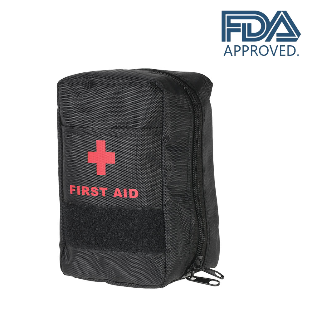 $3 OFF 43PCS Water-proof First Aid Kit,free shipping $9.99