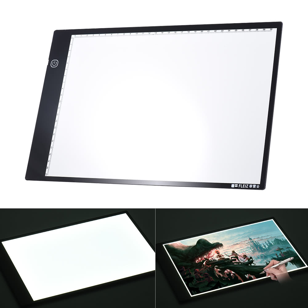 portable a4 led light box drawing tracing tracer copy board sales