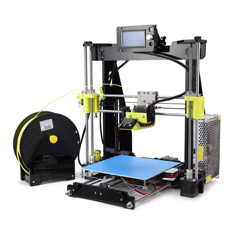 High precision desktop 3d printer kit reprap prusa i3 diy self sales online us tomtop - 3d printer italia ...