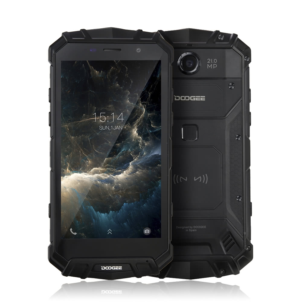 $19 OFF DOOGEE S60 4G Smartphone 6GB RAM+64GB ROM,free shipping $280.99
