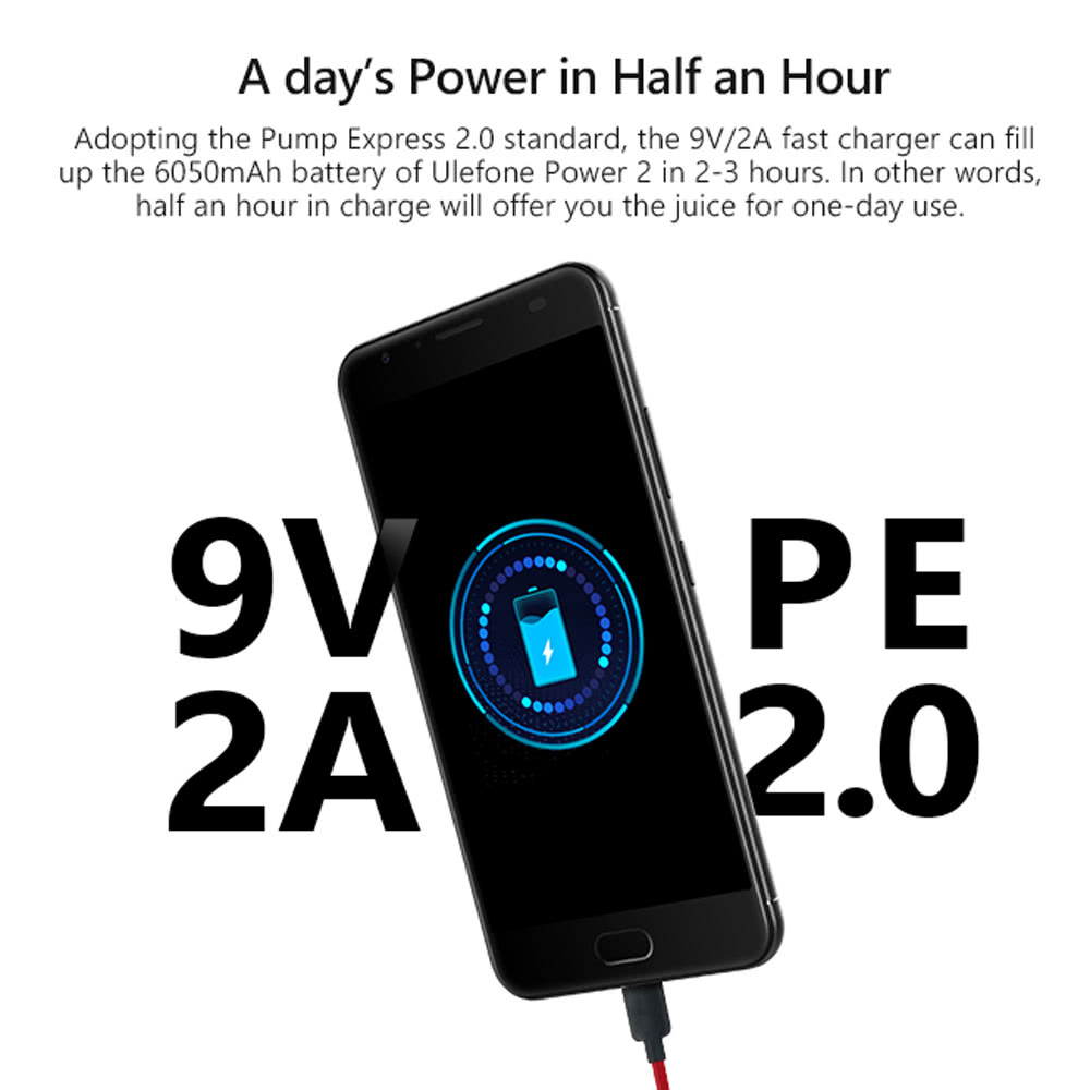 oferta smartphone ulefone power