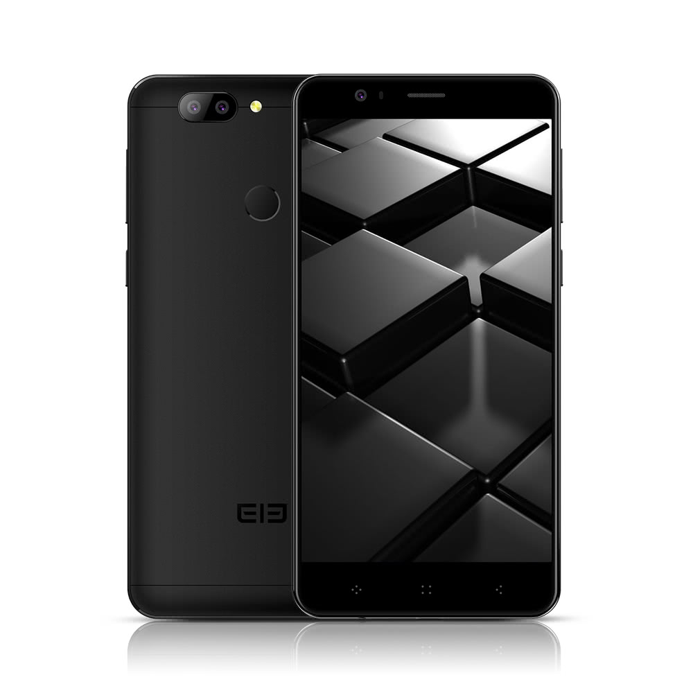 $5 Off Elephone P8 mini Smartphone 4GB RAM+64GB ROM Dual Back Lens, $134.99