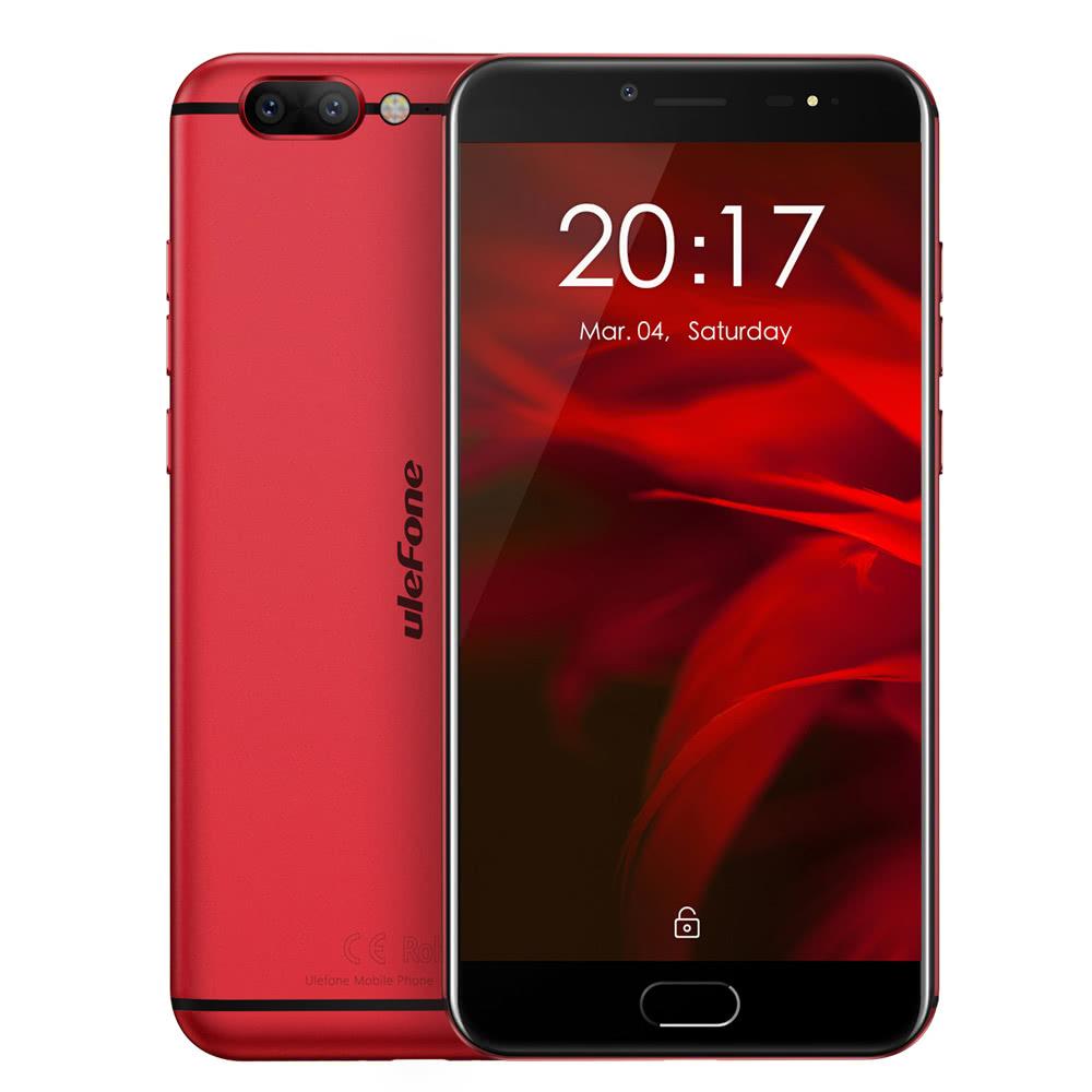 $10 OFF Ulefone Gemini Pro 4G Smartphone 5.5 inches 4GB RAM 64GB ROM 3680mAh HiFi Audio,free shipping $235.99