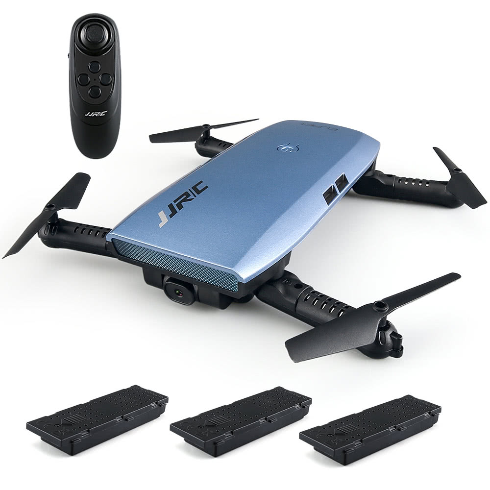 $10 OFF JJRC H47 WIFI FPV Foldable RC Quadcopter Fly more Combo,free shipping $45.99(Code:TTH4710)