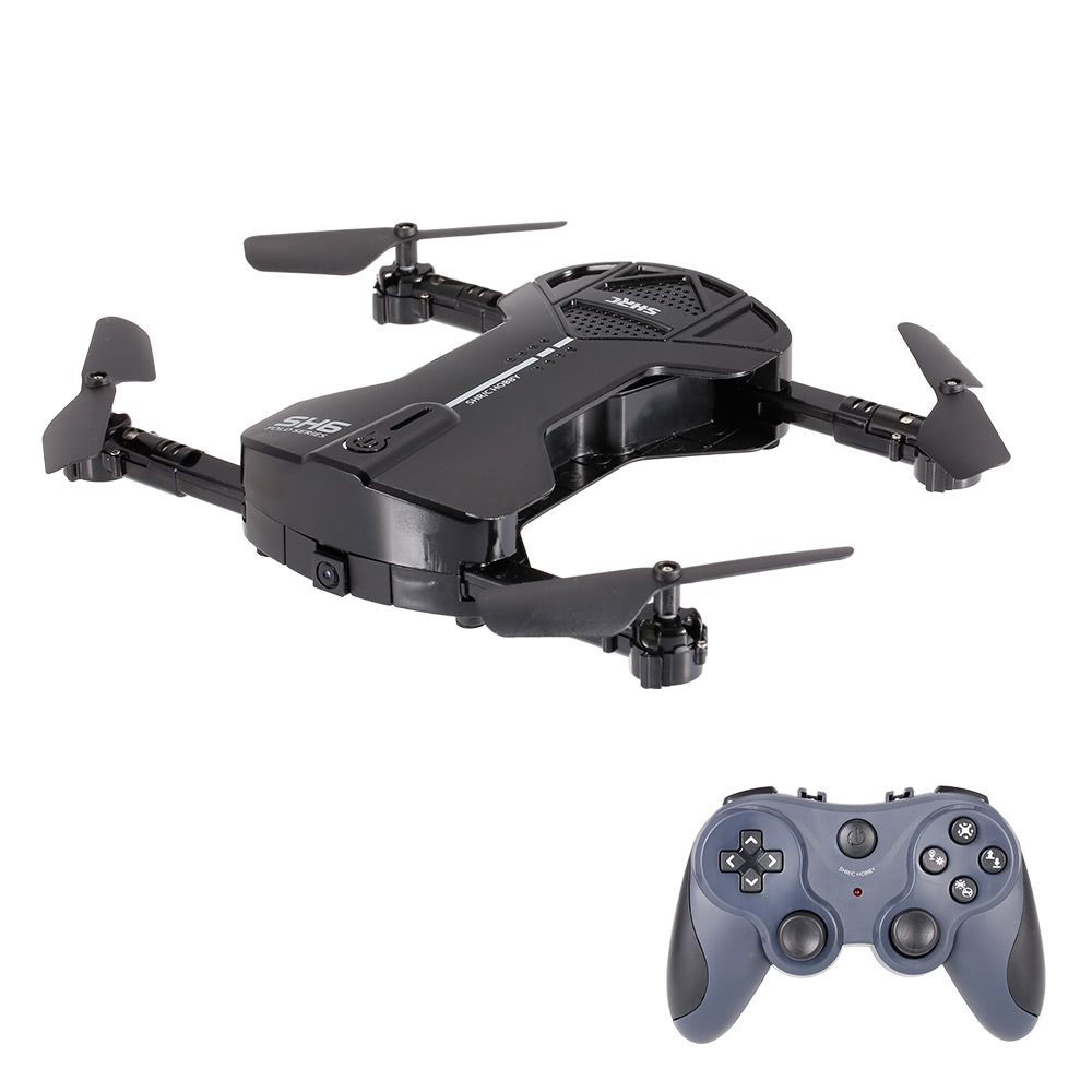 $4 OFF HR SH6HW 2.4G WIFI FPV RC Quadcopter,free shipping $39.99