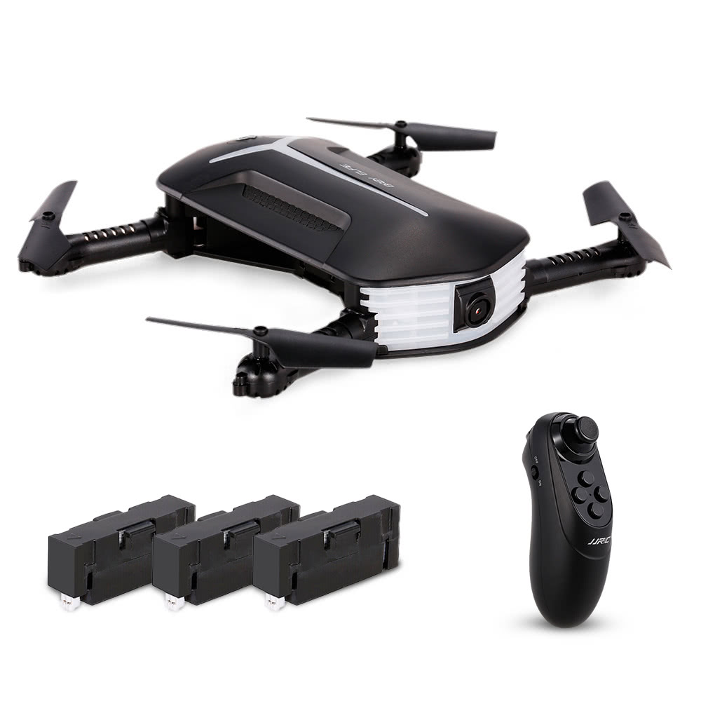 $10 OFF JJRC H37 Mini BABY ELFIE WIFI FPV RC Quadcopter Fly More Combo,free shipping $38.99
