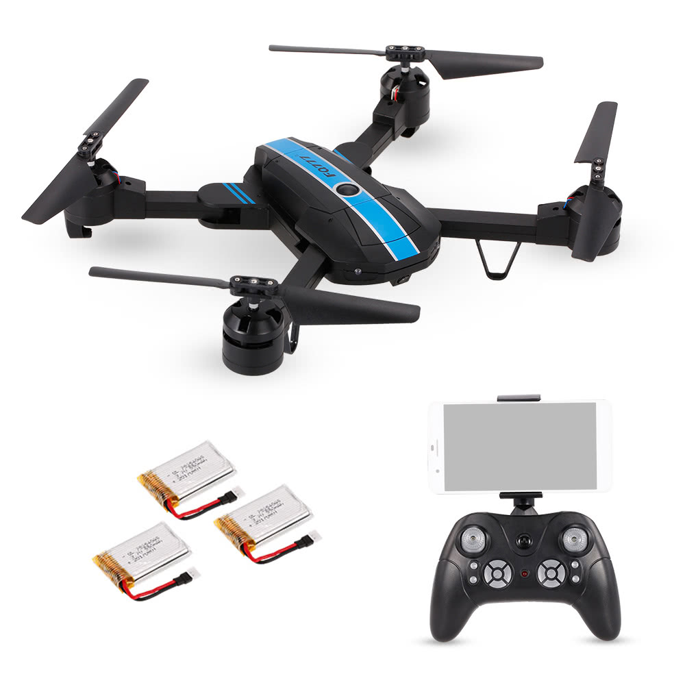 $4 OFF FQ777 FQ24-1 Foldable WIFI FPV RC Quadcopter,free shipping $41.99