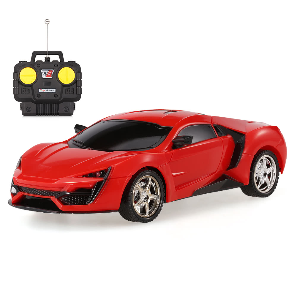 yufei toys yf666 16 1 20 sports car remote control car with sales online. Black Bedroom Furniture Sets. Home Design Ideas