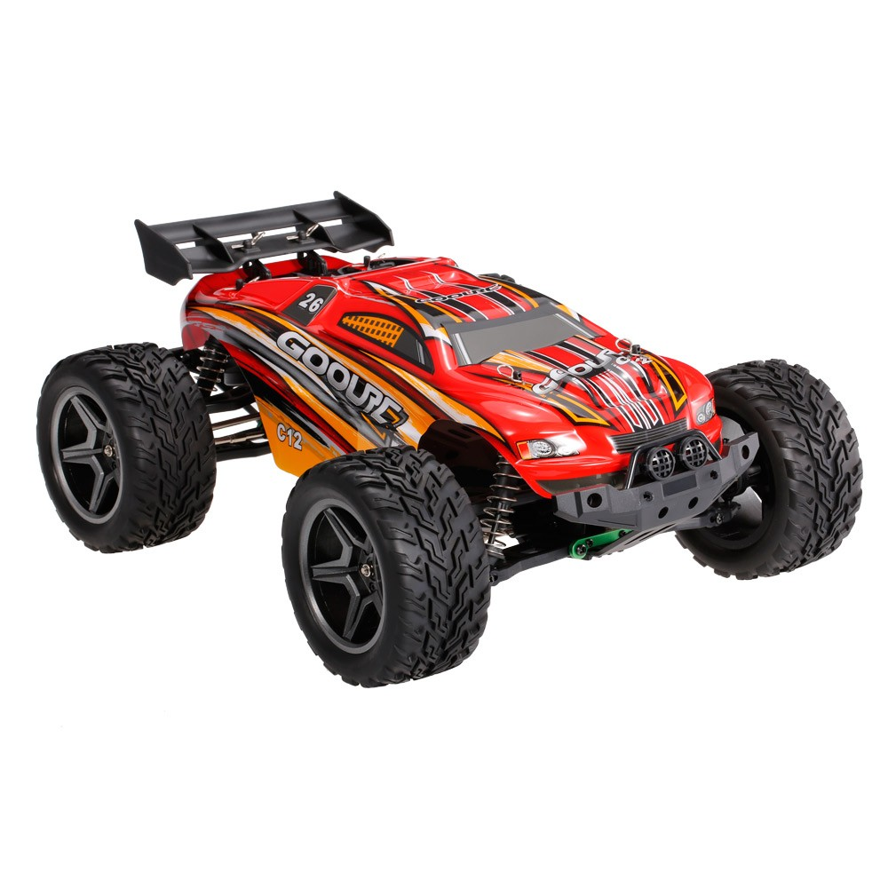 $6 OFF GoolRC C12 2.4GHz Racing Truggy Off-Road  RC Car,shipping from DE $39.99