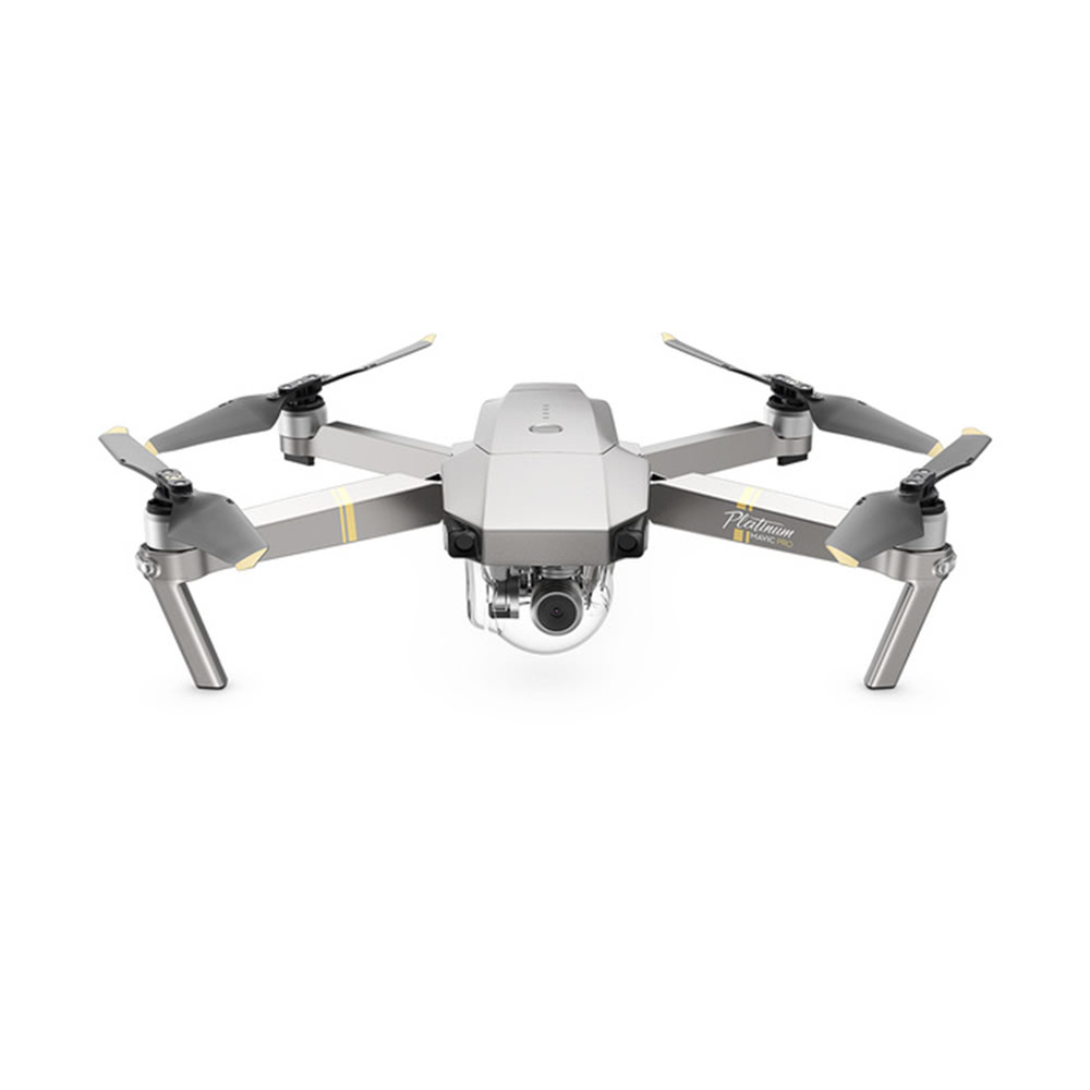 $100 OFF  DJI Mavic Pro Platinum Foldable Obstacle Avoidance Drone,free shipping $1199