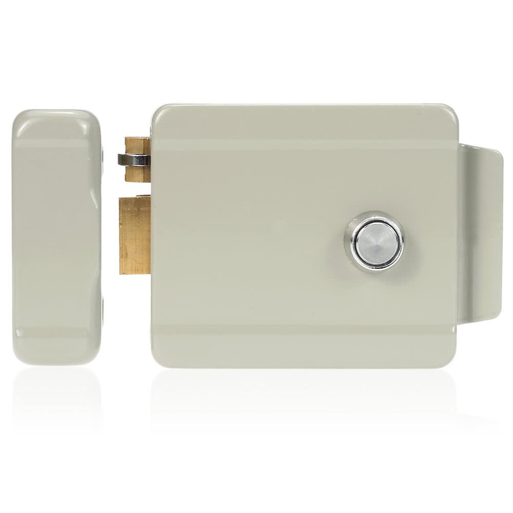 Ouverture de porte lectrique serrure lectrique adroit for Porte electrique