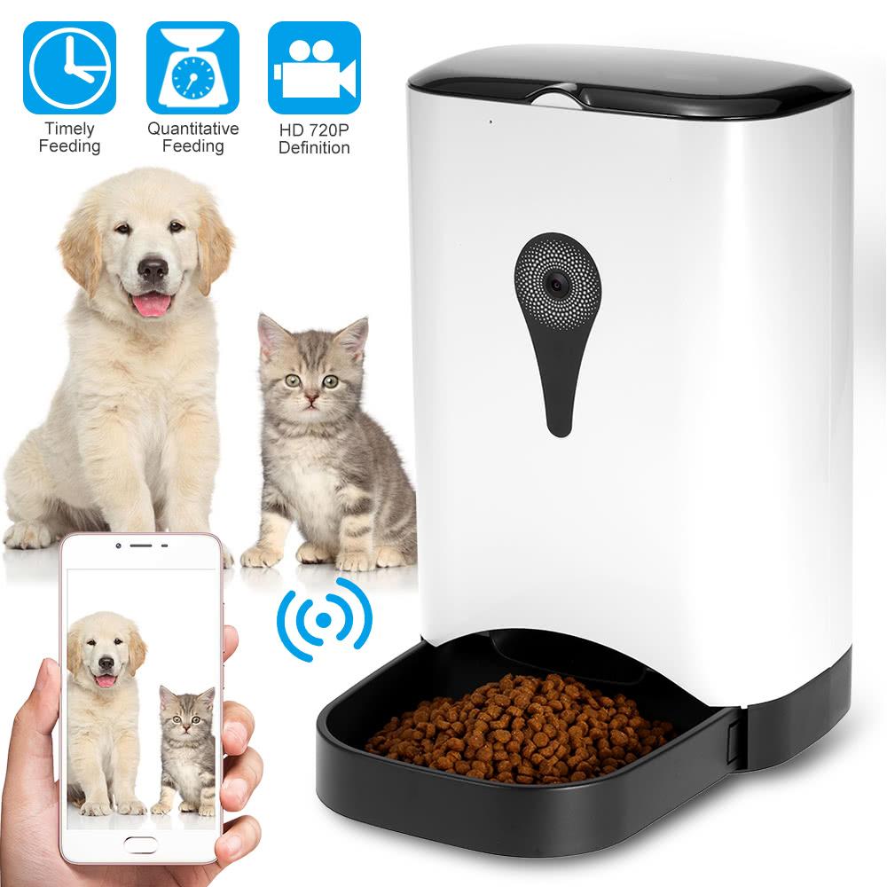 $20 OFF Pet Feeder Food Dispenser,free shipping $119.99