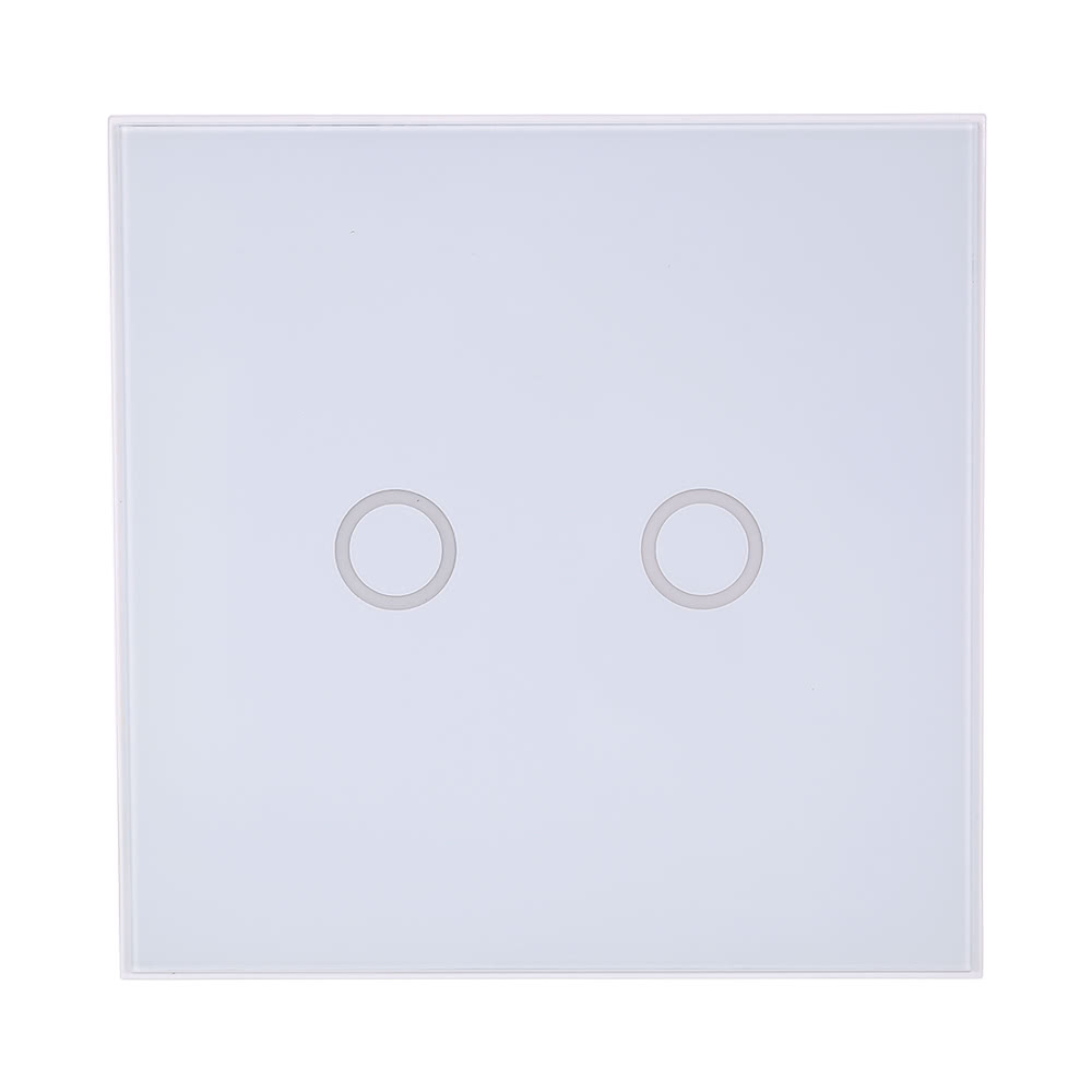 27 neo coolcam zwave wall light switch 2ch gang z wave wireless smart remote control