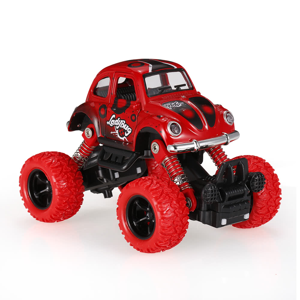 $3.25 OFF Classic Pull Back Car 1/36 Alloy 4WD Big Wheels,free shipping $9.74