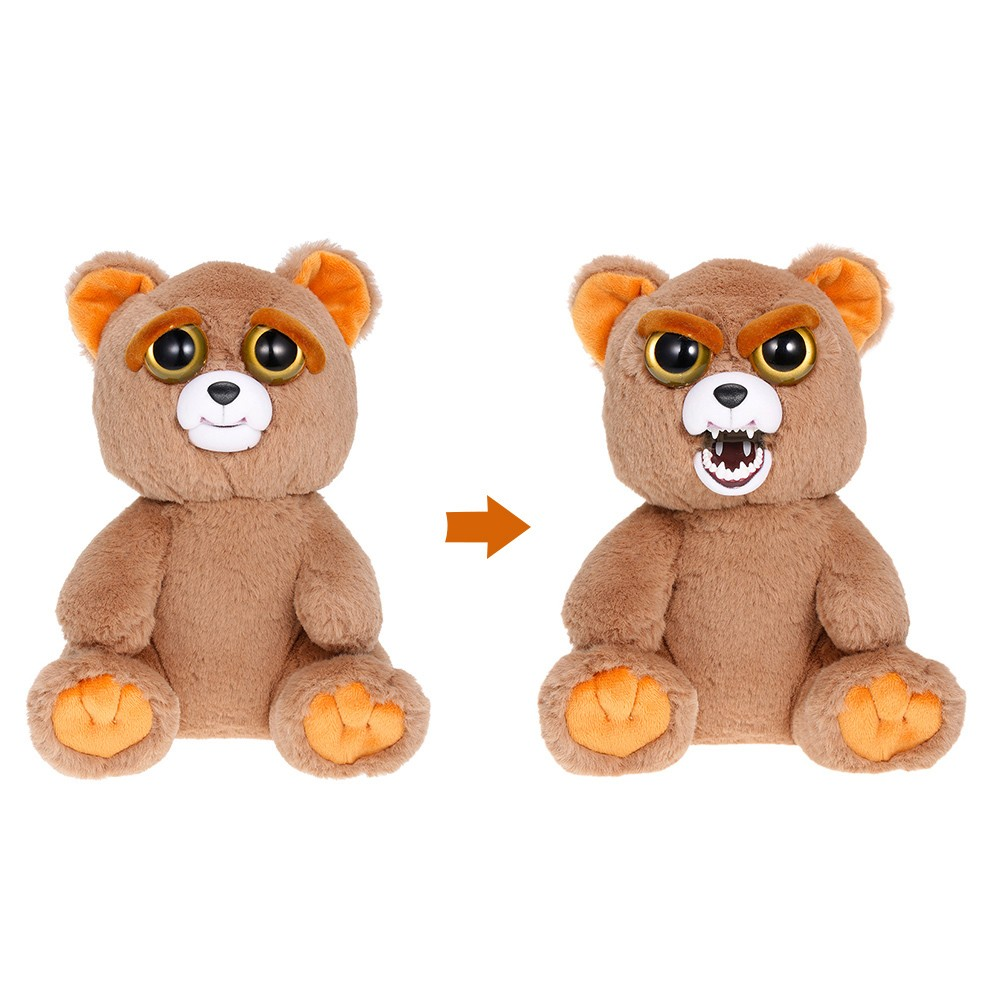 $4 OFF Feisty Pets Adorable Plush Toy Bear,free shipping $12.99