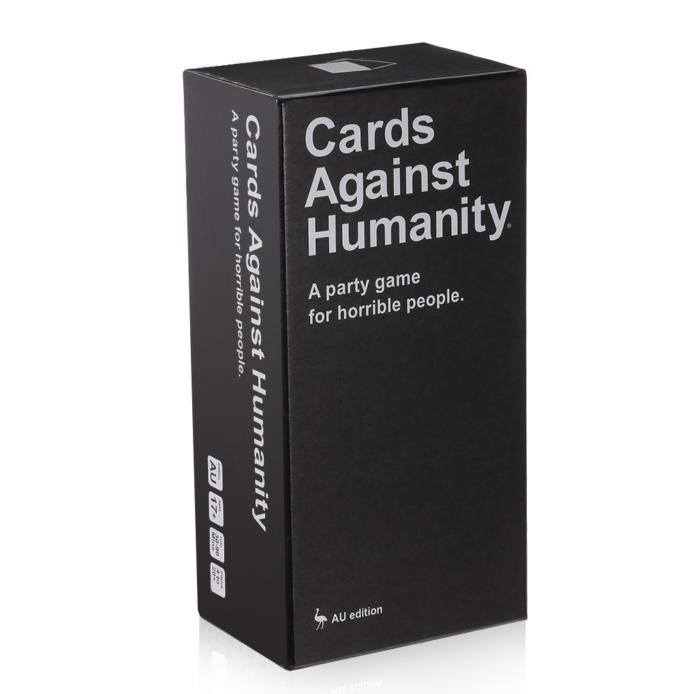 $5 OFF Cards Against Humanity Party Game Play Cards,free shipping $16.99