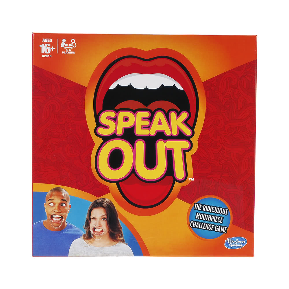 $3 OFF Five Speak Out Game Expansion Party Card,free shipping $11.99