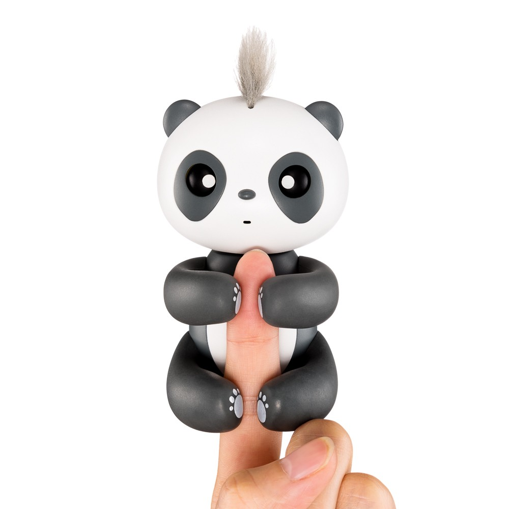$4 OFF Fingertip Panda Smart Touch Induction Pet Toys,free shipping $11.99