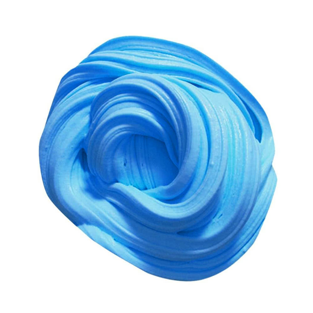 Bricolage Soft Fluffy Floam Slime Scented Stress Relief