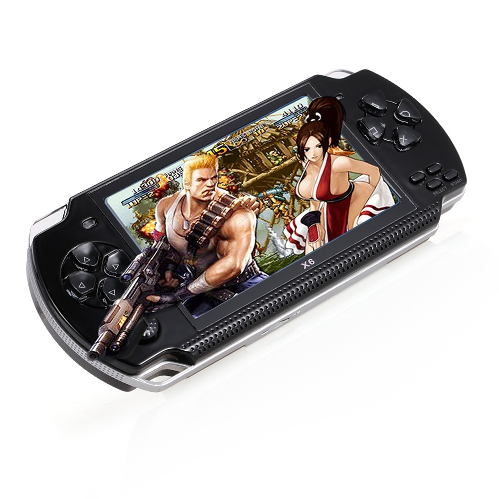 $7 OFF 4.3inch 8GB Handheld Game Console,free shipping $29.99