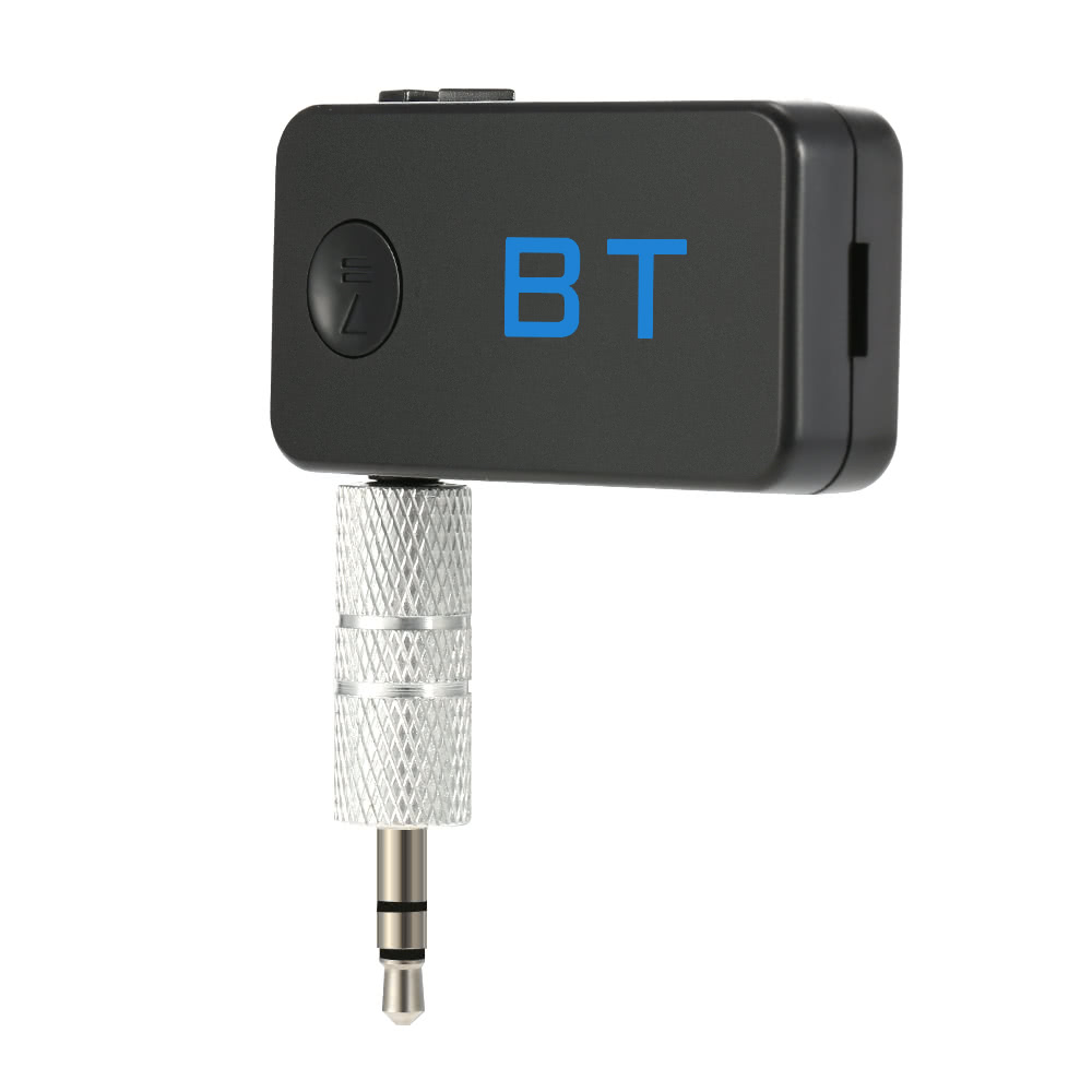 ts bt35f18 wireless bluetooth transmitter splitter. Black Bedroom Furniture Sets. Home Design Ideas