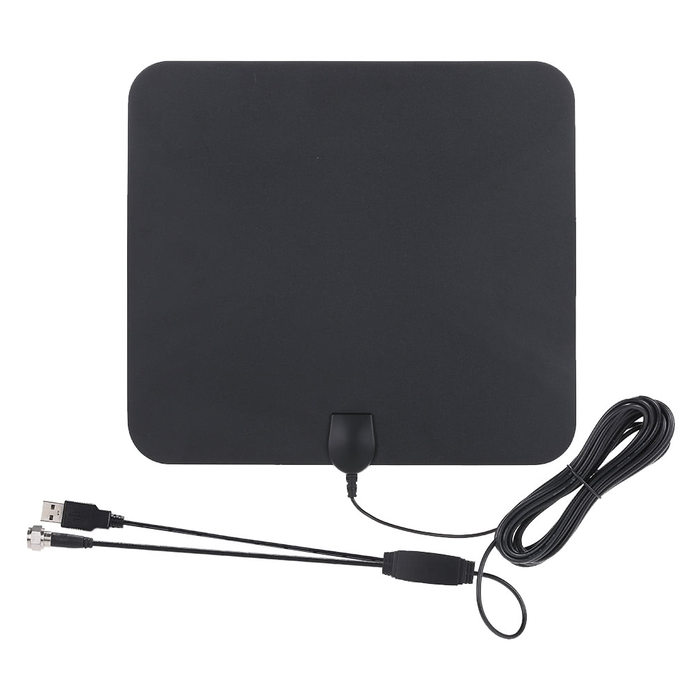 Int rieur alimentation usb antenne tv num rique for Antenne interieur numerique