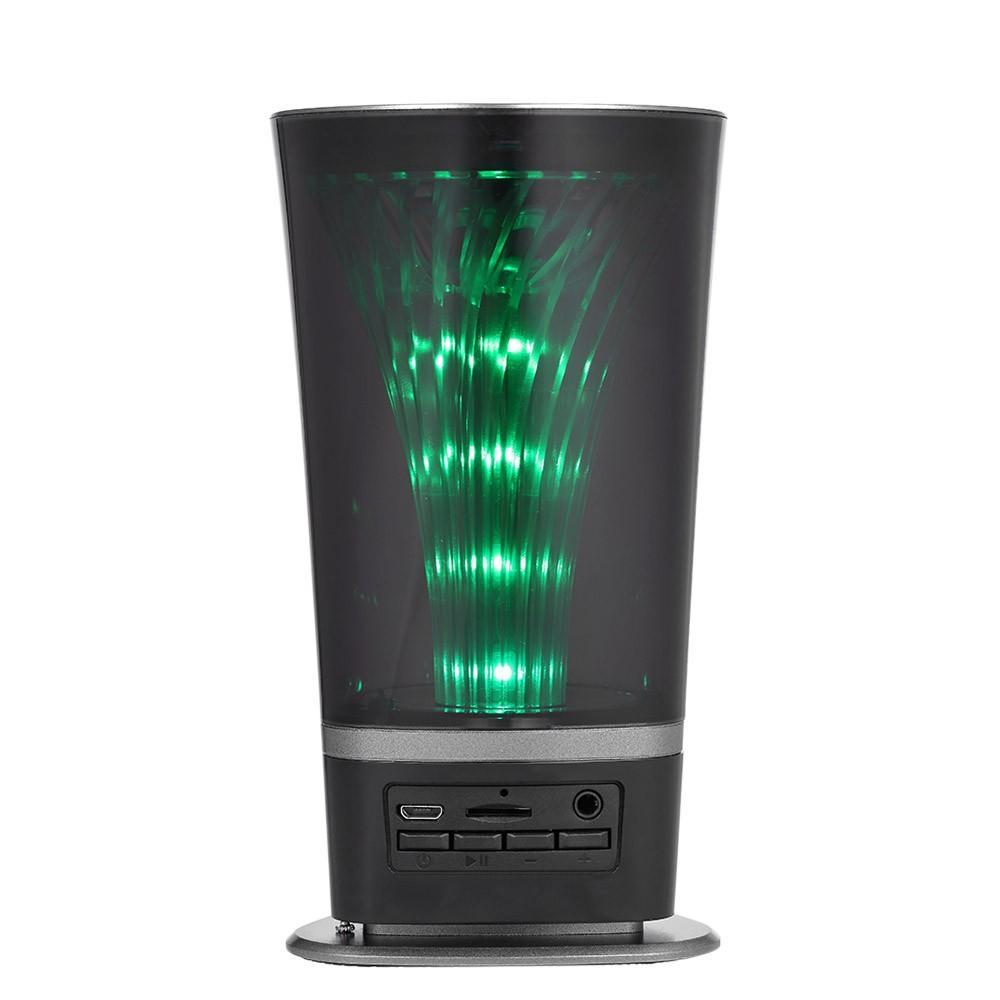 $3 OFF JY-01BT Pulse LED Light Speaker,free shipping $19.99