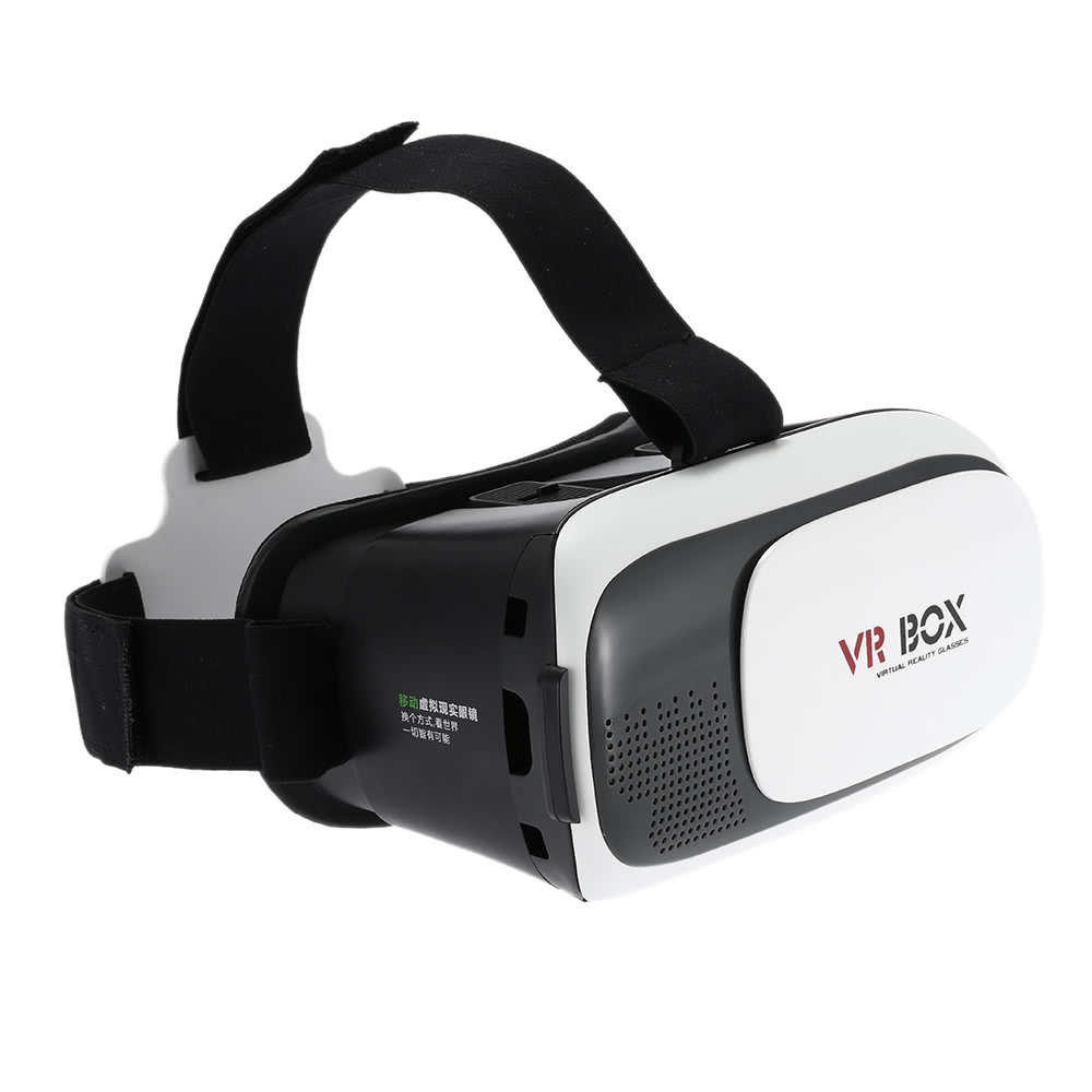 3d vr glasses virtual reality 3d video movie game glasses. Black Bedroom Furniture Sets. Home Design Ideas