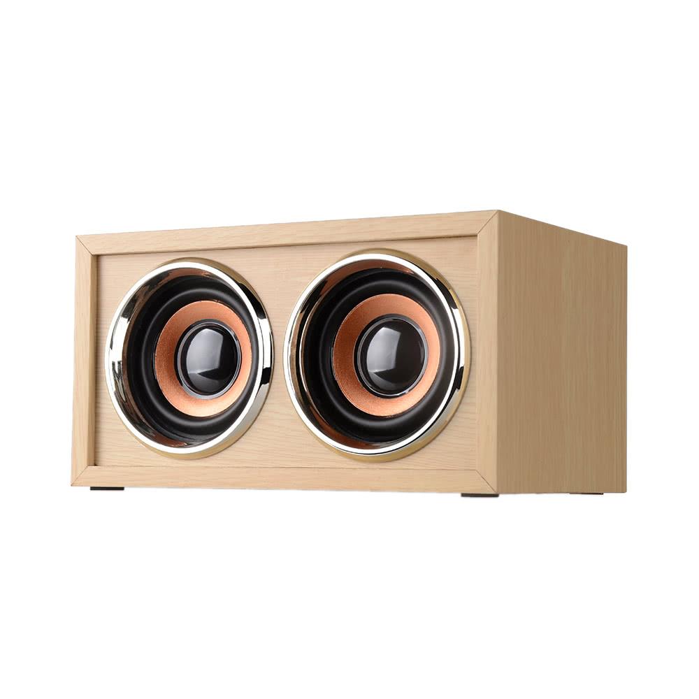 $3 OFF W4 Wireless Bluetooth Speaker Beige,free shipping $16.99