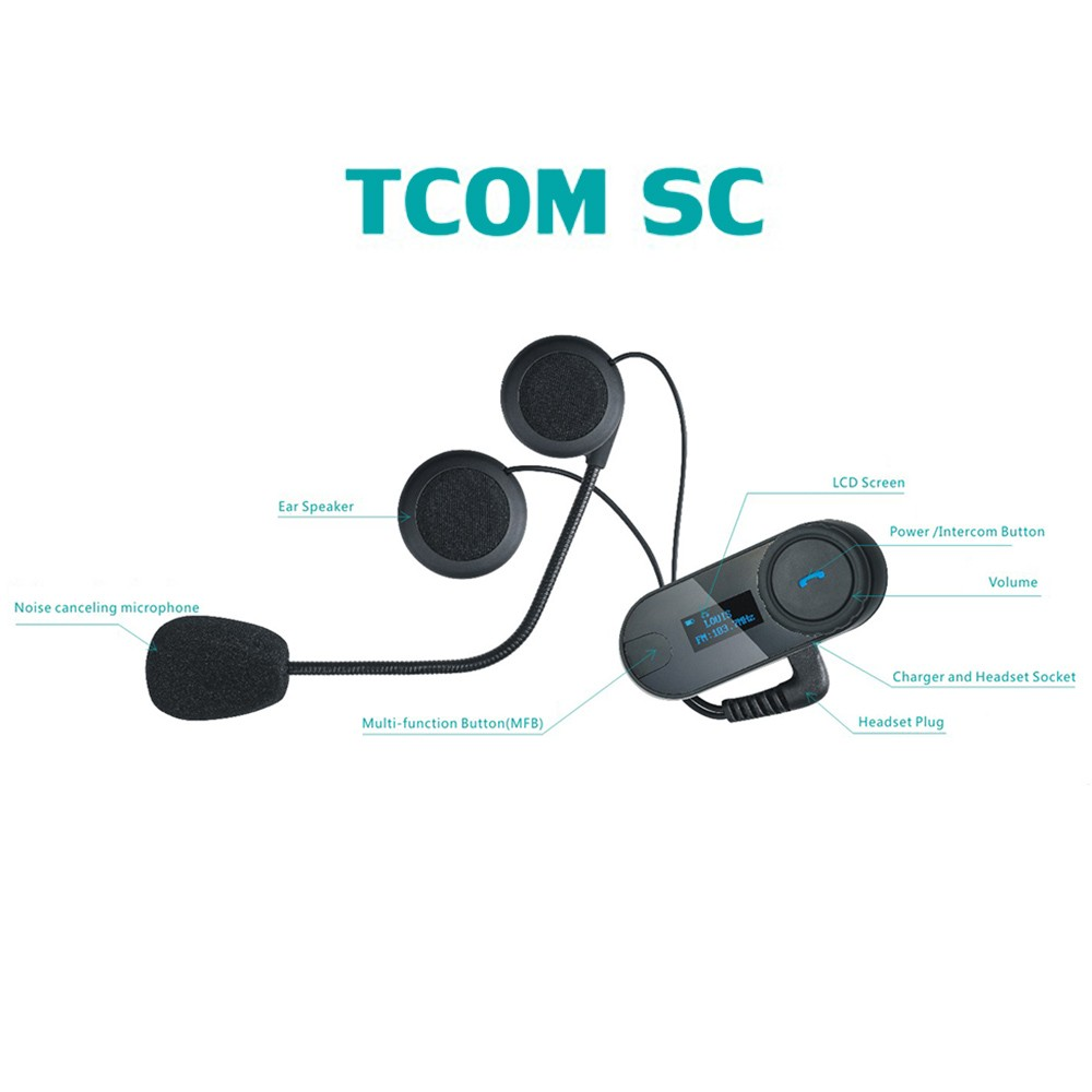 freedconn tcom sc motorcycle helmet bluetooth intercom wireless sales online tea green. Black Bedroom Furniture Sets. Home Design Ideas