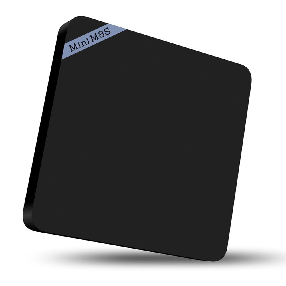Mini M8SII Smart Android 6.0 TV Box Amlogic S905X Quad Core 64bit 2GB / 8GB KODI16.0 UHD 4K*2K60fps HDMI Mini PC WiFi Bluetooth 4.0 DLNA Airplay Miracast Media Player EU Plug