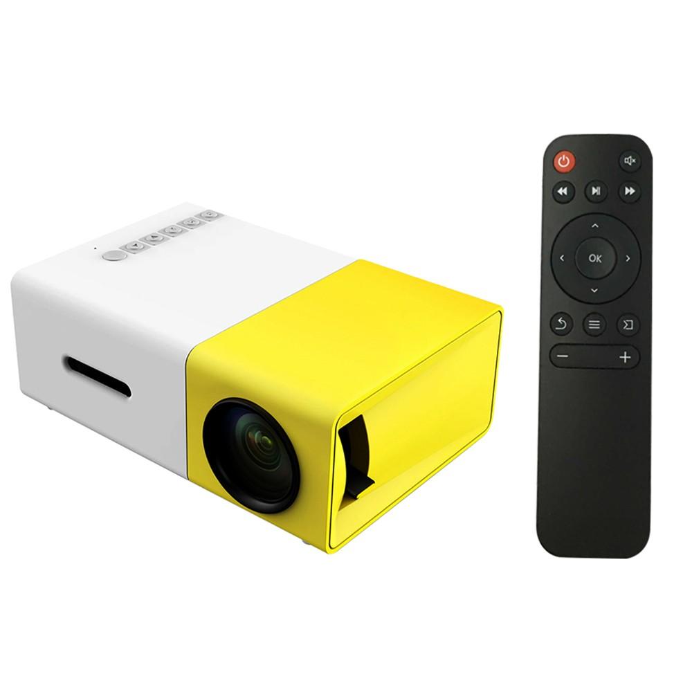 $8 OFF FW1S YG300 LED Projector 1080P EU Plug,free shipping $31.99