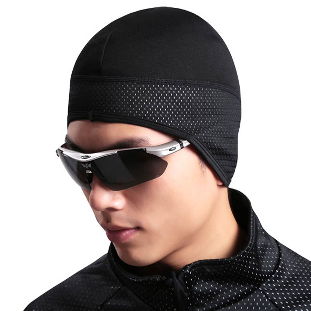 BBike Bicycle Cycling Thermal Polyester Fleece Hat