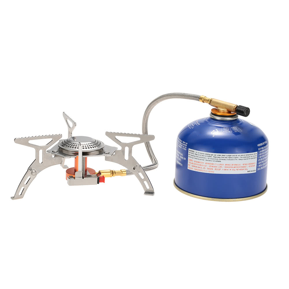 Docooler Portable Camping Stove Gas Stove Outdoor Burner ...